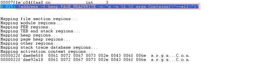 """从堆里找回""""丢失""""的代码"""